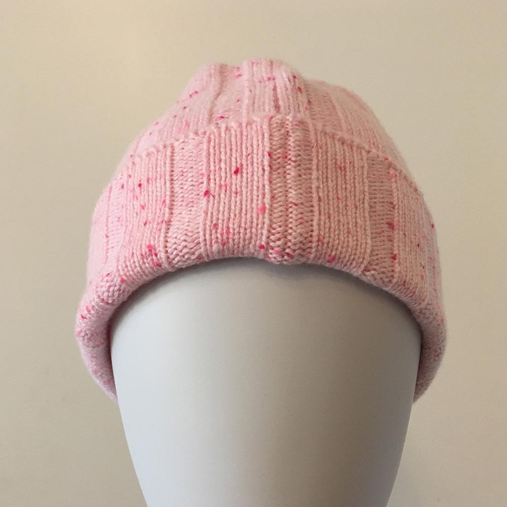 Pink cashmere hue